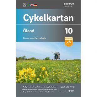 Svenska Cykelkartor 10 !