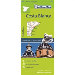 Michelin 123: Costa Blanca