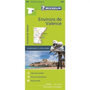Michelin 149: Environs De Valence