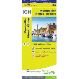 IGN 170 Montpellier/Nimes