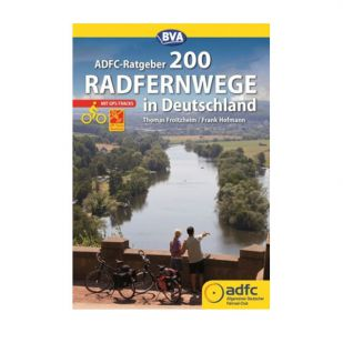 200 Radfernwege In Deutschland BVA !