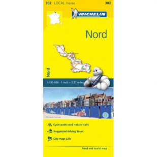 Michelin 302 Nord