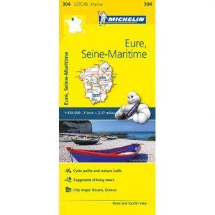 Michelin 304 Eure, Seine-Maritime