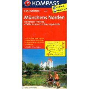 A - KP3114 Münchens Norden - Hallertau - Freising - Pfaffenhofen a.d. Ilm - Ingolstadt