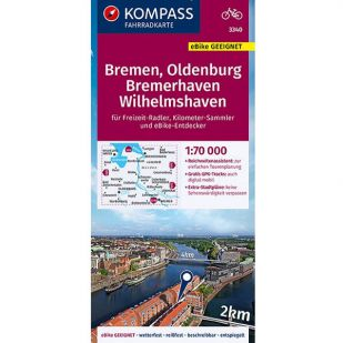 KP3340 Bremen - Oldenburg - Bremerhaven - Wilhelmshaven