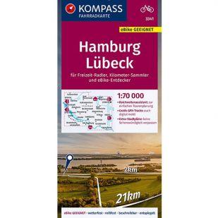 KP3341 Hamburg - Lübeck