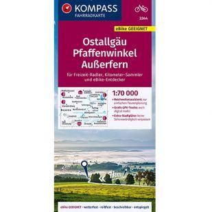 KP3344 Ostallgäu - Pfaffenwinkel - Ausserfern