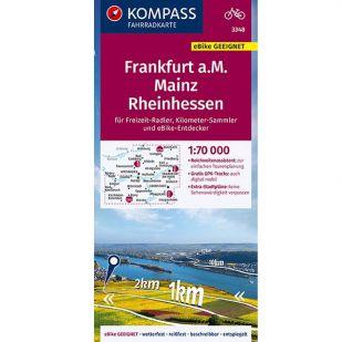 KP3348 Frankfurt am Main - Mainz - Rheinhessen