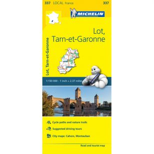 Michelin 337 Lot, Tarn-Et-Garonne