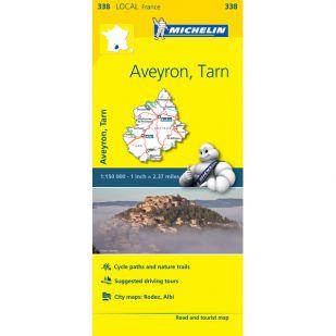 Michelin 338 Aveyron, Tarn