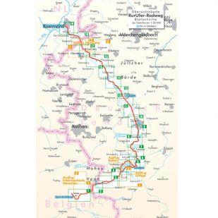 Ruruferradweg - Bikeline Fietsgids