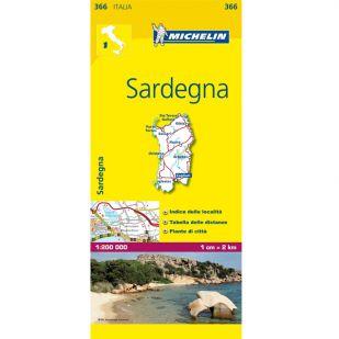Michelin 366 Sardegna