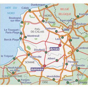 Michelin 301 Pas-De-Calais Somme