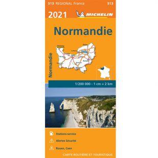 Michelin 513 Normandie 2021