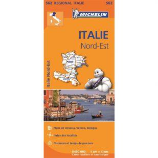 Michelin 562 Italie Nord-Est
