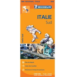 Michelin 564 Italië Sud