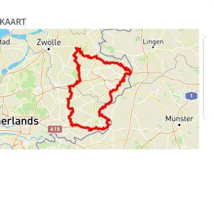 In uw App-store: Rondje Achterhoek/Twente