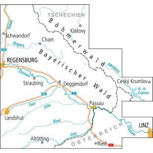 ADFC 23 Bayerischer Wald Donau