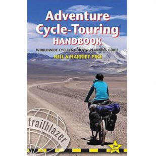 Adventure cycling touring handbook