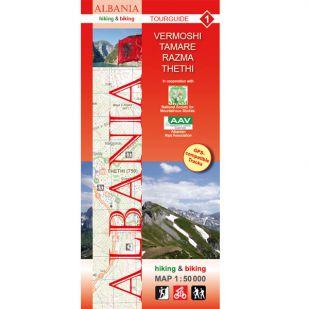Albania hiking & Biking 1