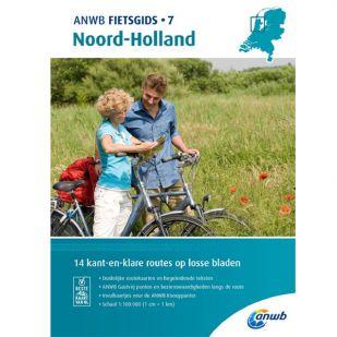 Anwb Fietsgids 7: Noord-Holland
