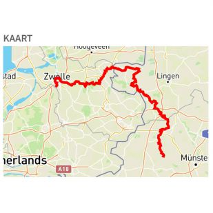 In uw App-store: Vechtdal LF16 (Zwolle - Darfeld)