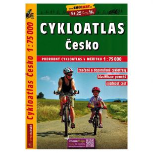 Shocart Cykloatlas