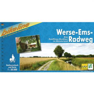 A - Werse-Ems-Radweg Bikeline fietsgids