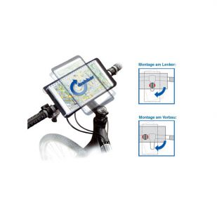 Freeliner Klickfix Kaarthouder, met adapter