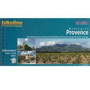 Provence Radregion Bikeline Fietsgids !