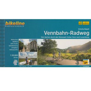 Vennbahn Radweg Bikeline Fietsgids