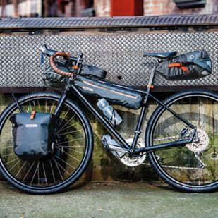 Bikepacking: Gravel-Pack