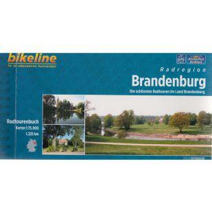 Radregion Brandenburg Bikeline