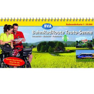 BahnRadRoute Teuto-Senne BVA Fietsgids