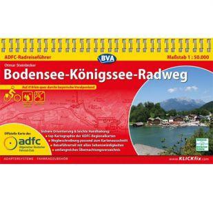 Bodensee-Konigssee-Radweg BVA