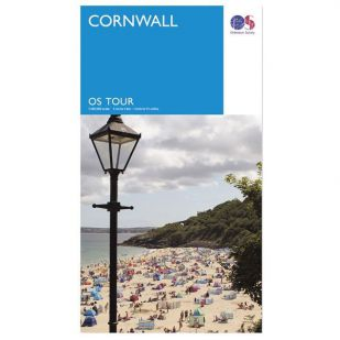 A - Cornwall OS Tour Map