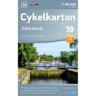 Svenska Cykelkartor 19 !