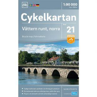 Svenska Cykelkartor 21 !