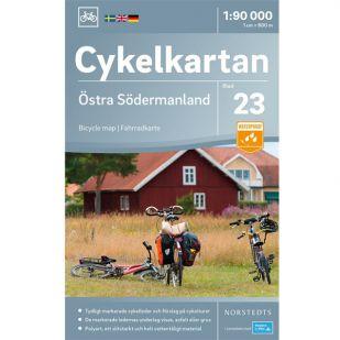 Svenska Cykelkartor 23 !