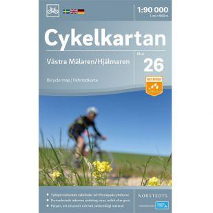 Svenska Cykelkartor 26 !