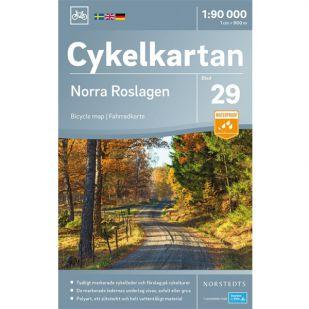 Svenska Cykelkartor 29 !