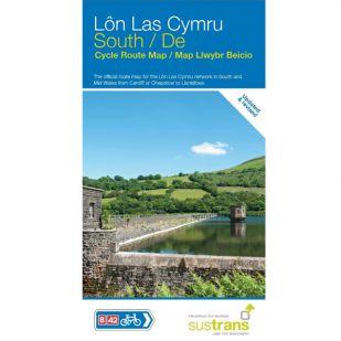 Lon Las Cymru South