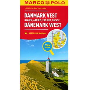 MP Denemarken West 1 - Skagen Aarhus Esbjerg
