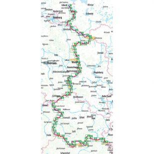 Deutsch Deutscher Radweg Eiserner Vorhang 3 Dld Bikeline Fietsgids