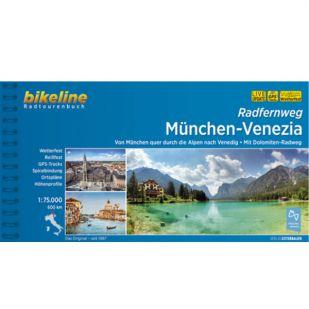 München - Venezia Bikeline Fietsgids 600 km