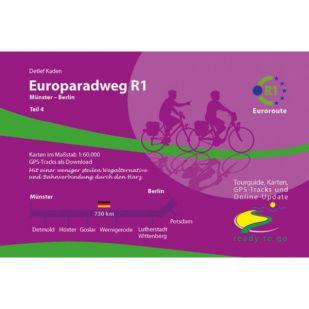 Europa Radweg R1 Münster-Berlin