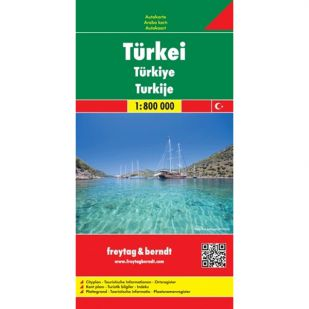 Tuerkei Turkije (Dz, 1:800.000)