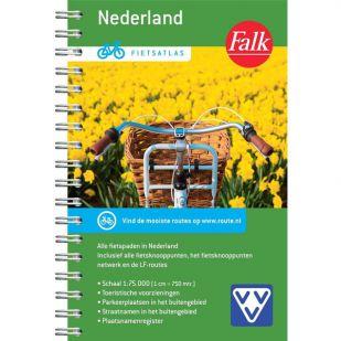 A - Fietsatlas Nederland Falk (2020)