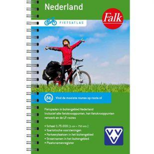 Fietsatlas Nederland Falk (2021)