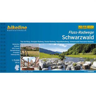 Schwarzwald Flussradwege Bikeline Fietsgids